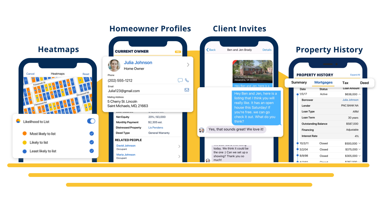 Homesnap Pro Features