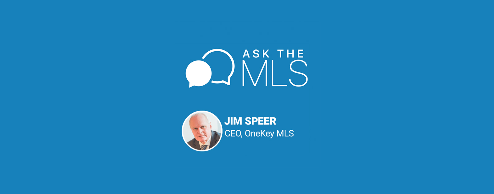 Ask the MLS Jim Speer