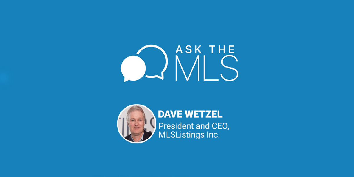 Dave Wetzel MLSListings Ask the MLS